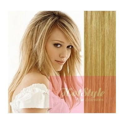 50cm Tape vlasy / Tape IN - přírodní / světlejší blond