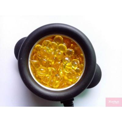 Tavící miska na keratin