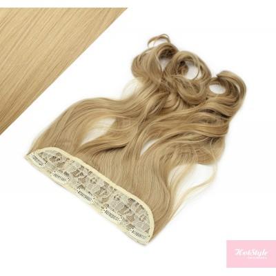 Clip rychlopás japonský kanekalon 63cm vlnitý – přírodní blond