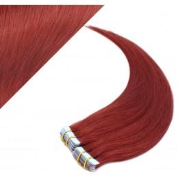 40cm Tape vlasy / Tape IN - měděná