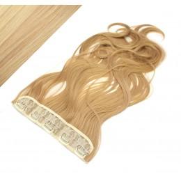 Clip rychlopás japonský kanekalon 63cm vlnitý – přírodní / světlejší blond