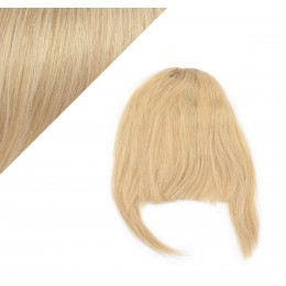 Clip in ofina 100% lidské vlasy - přírodní blond